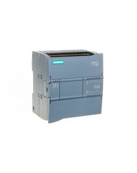 Moduł podstawowy PLC 6we 4wy+2we analogowe 24V DC 50kB SIMATIC S7-1200 CPU 1211C 6ES7211-1AE40-0XB0