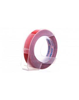 Taśma do drukarek 3D 9mm x 3m czerwona S0898150