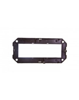 Ramka montażowa puszki podłogowej 3xM45 165x76 GB2 P3 7407312 /10szt./
