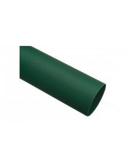 Rura termokurczliwa cienkościenna CR 12, 7/6, 4 - 1/2 cala zielona /1m/ 8-7117 /50szt./