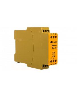 Przekaźnik bezpieczeństwa PNOZ X7 2N/O 24 VAC/DC 774059