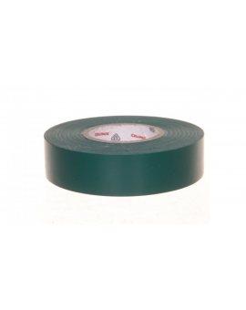 Taśma izolacyjna 128 0.15-15-10 PVC/zielona 145829