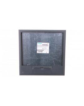 tehalit.VE-EE Pokrywa uchylna VQ12 244x244 wykładzina 12mm stal szary PA VQ12127011