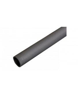 Rura osłonowa gładka kielichowa czarna 32mm UV 32X2.9 /3m/