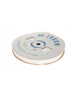 Profil okrągły PCV biały do nadruku DPO 4, 2/160 biały E04ZP-04020300600