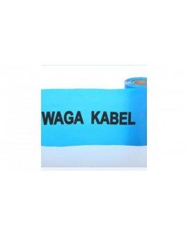 Folia kablowa niebieska 20cm/0, 5mm TO-ENN/50/20 /100m/