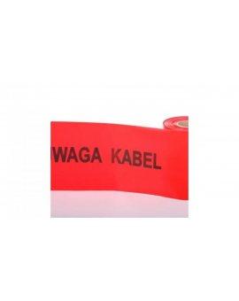 Folia kablowa czerwona 40cm/0, 4mm TO-ENC/40/40 /100m/