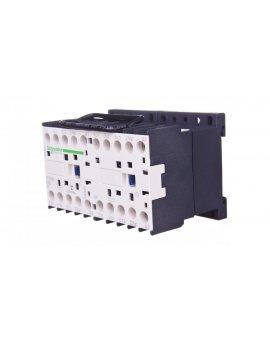 Stycznik nawrotny 6A 2, 2kW 24V DC LP2K0601BD
