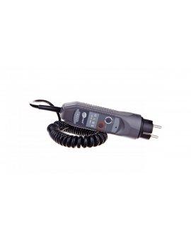 Adapter WS-03 wyzwalający pomiar z wtykiem UNI-Schuko WAADAWS03