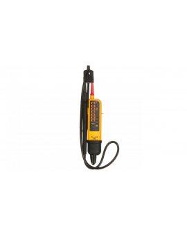 Tester dwubiegunowy napięcia i ciągłości obwodu 12-690V LED Fluke T90 4016945