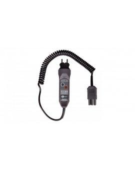 Adapter WS-01 wyzwalający pomiar z wtykiem UNI-Schuko WAADAWS01