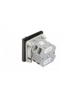 Łącznik krzywkowy 0-1 3P 25A do wbudowania ŁK25R-2.8211\P03