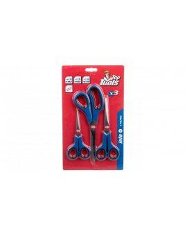 Nożyczki o długości 140, 160 i 210 mm 17B723 /3szt/