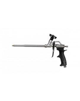 Pistolet do pianki montażowej z regulacją intensywności strumienia głowica PTFE 21B504