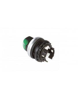 Napęd przełącznika 3 położeniowy zielony z podświetleniem bez samopowrotu M22-WRLK3-G 216847