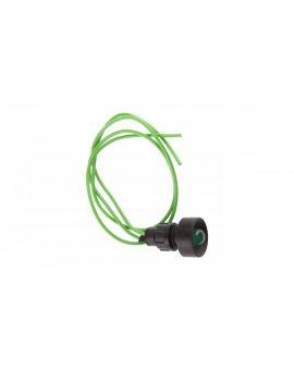 Lampka sygnalizacyjna 10mm zielona 230V AC KLP 10G/230V 84510005