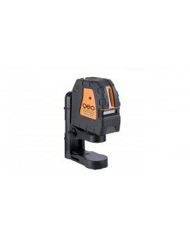 Laser krzyżowy geo-FENNEL FLG 40 PowerCross Plus GREEN SP 12-298-24
