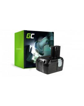 Bateria Akumulator Green Cell do Hitachi CJ14DL BCL1415 14, 4V 1, 5Ah