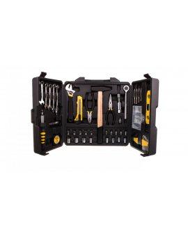 Zestaw narzędzi w walizce z tworzywa (135 szt.) 38D215
