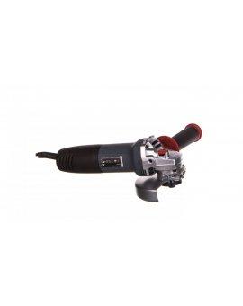 Szlifierka kątowa 720W 11000obr 230V uchwyt M14, tarcza 125x22, 2mm przewód 3m 59G072
