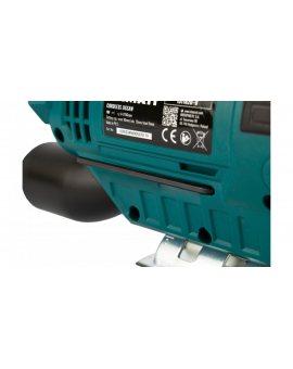 Wyrzynarka 18V Li-Ion skos 20mm nachylenie -45+45st cięcie w drewnie 80mm w alu 12mm w stali 5mm BEZ AKU i ŁADOW PowerSystem 18Volt IST1820-0