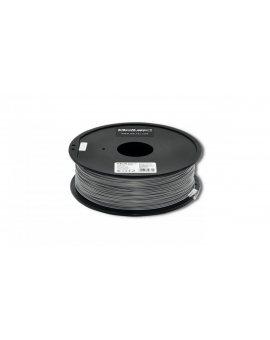 Profesjonalny filament do druku 3D PLA PRO 1, 75mm 1 kg Silver 50673