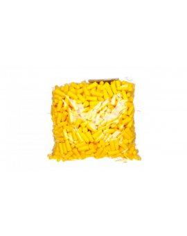 Stopery żółte CONIC500 CONIC500JA /500szt./