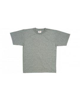 T-Shirt z bawełny (100%), 140G szary rozmiar XXL NAPOLGRXX