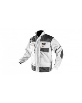 Bluza robocza biała, HD, rozmiar XL/56 81-110-XL