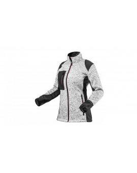 Bluza dziana damska, rozmiar L 80-555-L