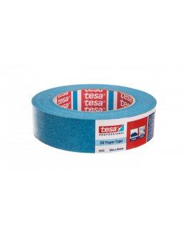Taśma malarska profesjonalna niebieska do wew. 28 dni i na zew. 14 dni 50m 30mm 04435-00016-00