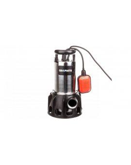 Pompa zanurzeniowa do wody brudnej 900W 59G449