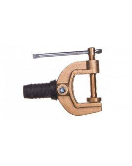 Zacisk biegunowy, śrubowy /imadełko/ 150A, 25 mm2 56H890