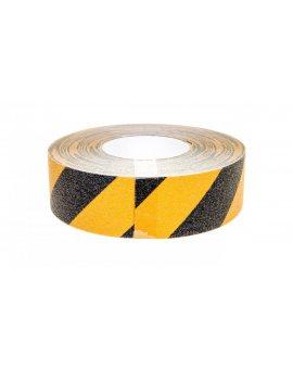 Taśma antypoślizgowa Safety Walk 50mm x 20m ogólnego użytku żółto-czarna DE272997953/7000145698