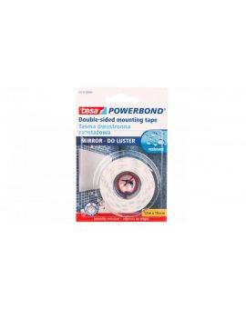 Taśma montażowa POWERBOND do luster 1, 5m 19mm 55732-00004-05