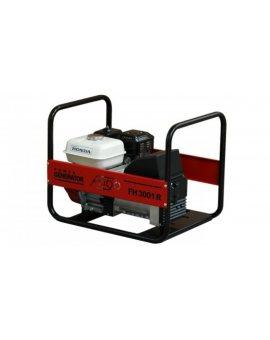 Agregat prądotwórczy 1-fazowy synchron 2, 5kW 10, 9A IP23 Honda GX200 auto reg nap (AVR) FH 3001 R