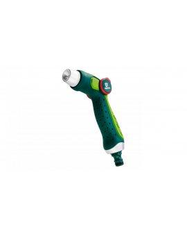Zraszacz pistoletowy regulowany z płynna regulacją strumienia 15G709