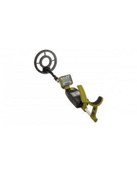Wykrywacz metali z dyskryminatorem zielony Maclean Energy MCE972