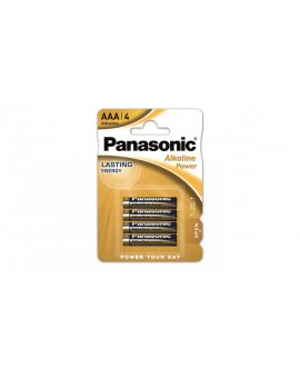 Bateria alkaliczna LR03 / AAA 1, 5V /blister 4szt./