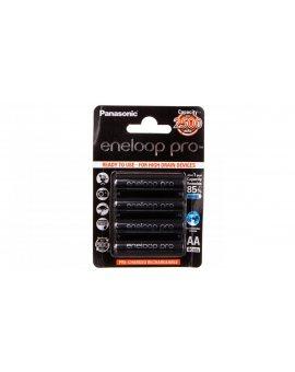 Akumulator Ni-MH AA ENELOOP PRO 2450mAh /blister 4szt./