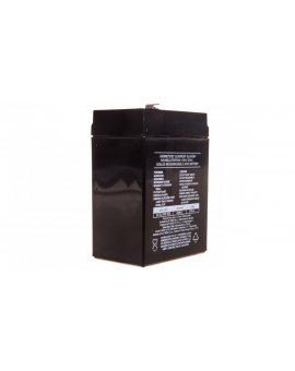 Akumulator ołowiowy AGM 6V 4Ah F4, 7 B9641