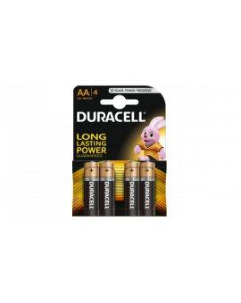 Bateria alkaliczna LR6 / AA Basic DURACELL 4520103 /4szt./