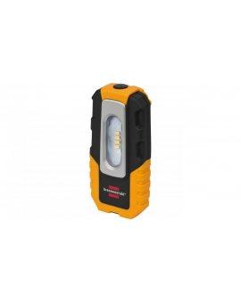 Latarka akumulatorowa 4 LED HL DA 40 MH 220lm, haczyk, magnes, klips 1176440
