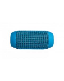 Głośnik Bluetooth +radio FM BT450 niebieski 30-318#