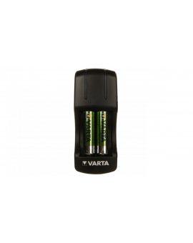 Ładowarka akumulatorów 7h AA / AAA Pocket LED /+ akumulatory R2U 4xAA 2100mAh + 2xAAA 800mAh/