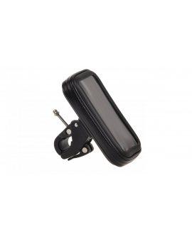 Uniwersalny uchwyt rowerowy do telefonu rozmiar L wodoodporny Maclean MC-688 L