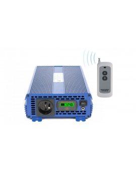 Przetwornica napięcia 24 VDC / 230 VAC ECO MODE SINUS IPS-2000S PRO 2000W AZO00D1229