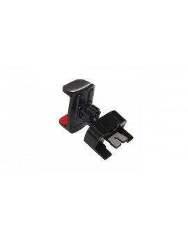 Samochodowy uchwyt do telefonu na kratkę wentylacyjną lub CD slot Maclean MC-734