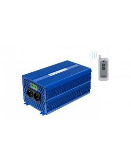 Przetwornica napięcia 12 VDC / 230 VAC ECO MODE SINUS IPS-4000S PRO 4000W AZO00D1230
