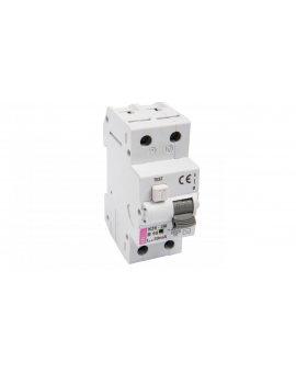 Wyłącznik różnicowo-nadprądowy 2P 16A B 0, 03A typ AC KZS-2M 002173104